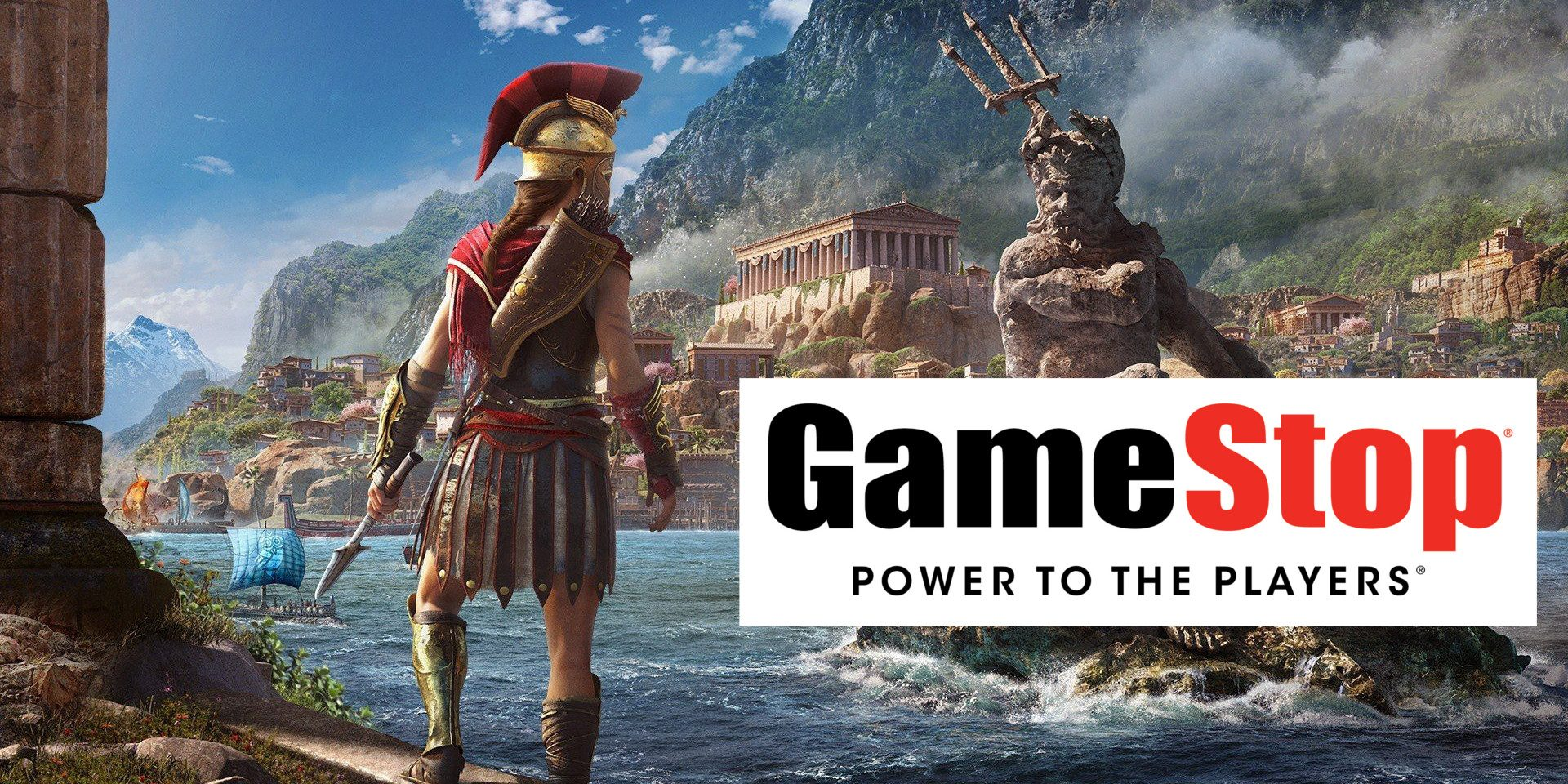 GameStop Black Friday 2019 inbound