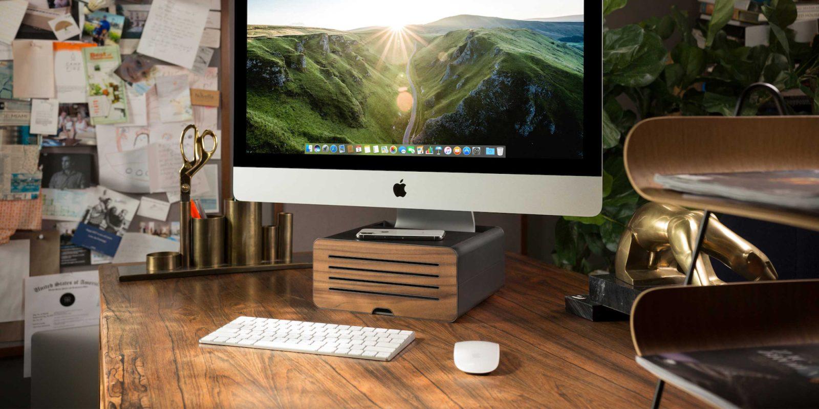 Twelve South HiRise Pro lavishly elevates an iMac or display: $126 (Reg. $170)
