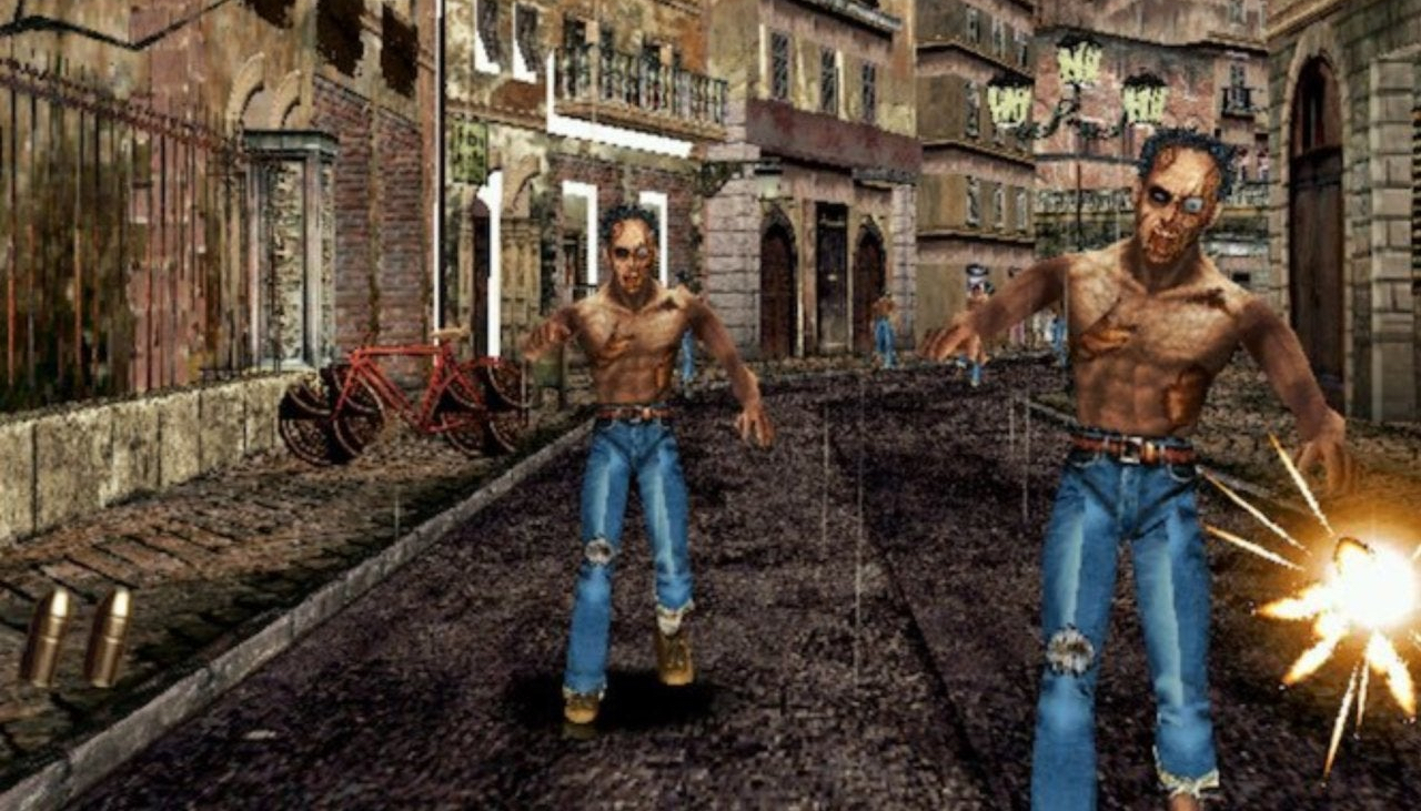 House of the Dead - classic SEGA games on the way