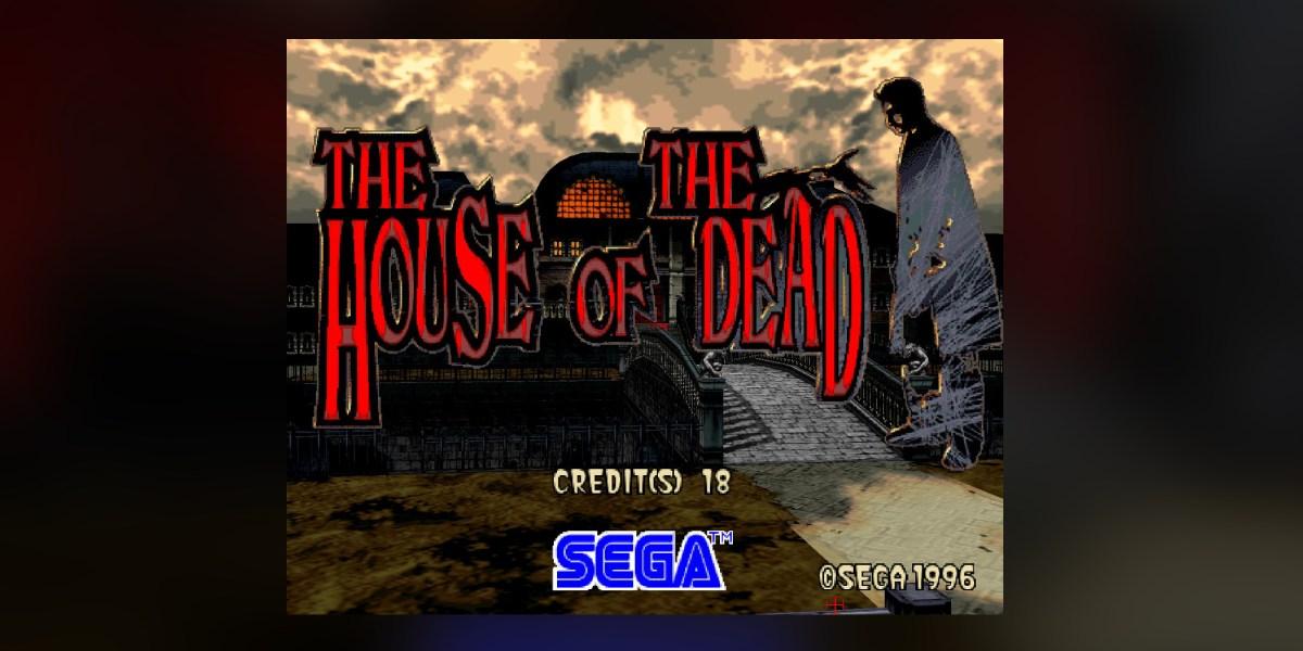 Classic SEGA games: House of the Dead