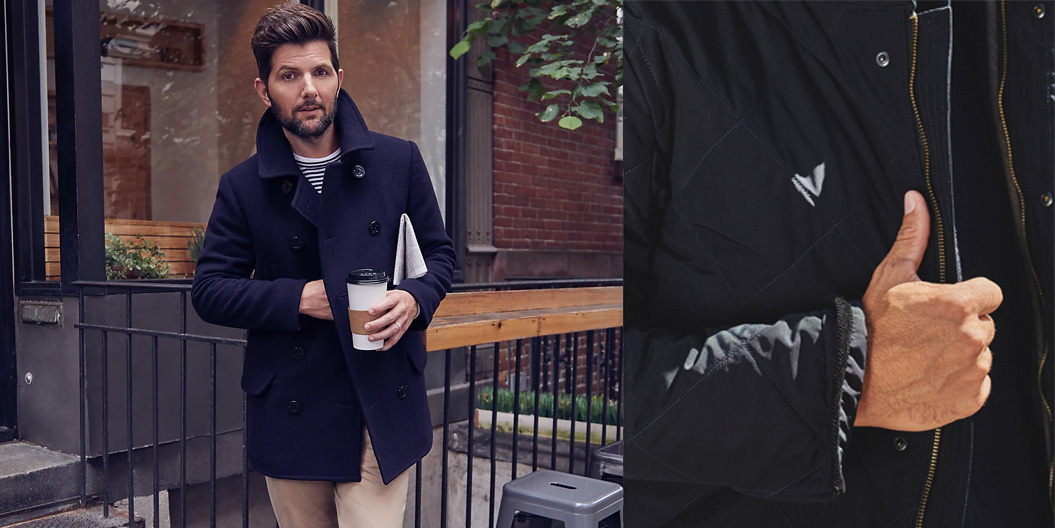 J.Crew's Friday Event offers up to 50% off all outerwear & extra 50% off sale