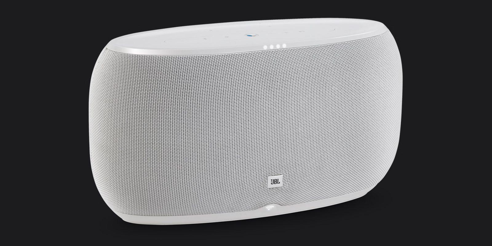 Save $250 on the JBL Link 500 Google Assistant Speaker, now on sale for $150