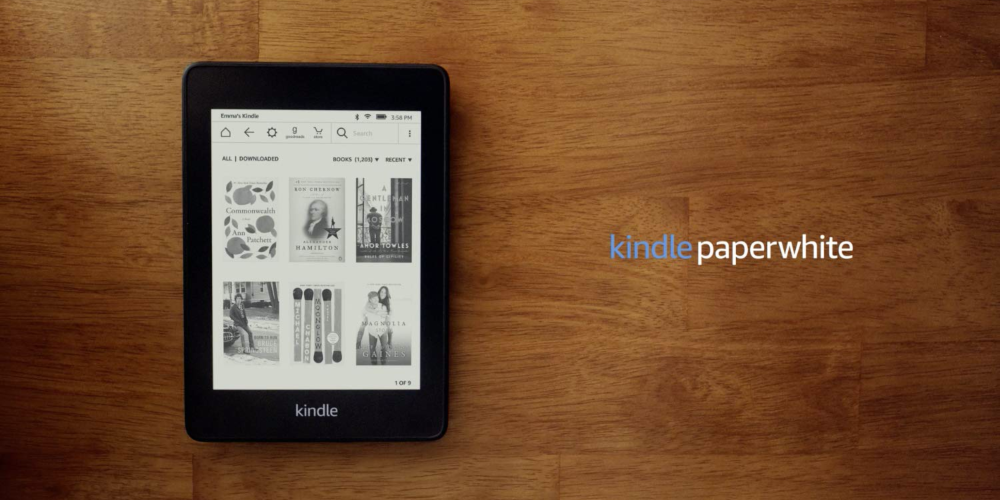 2018 Kindle Paperwhite