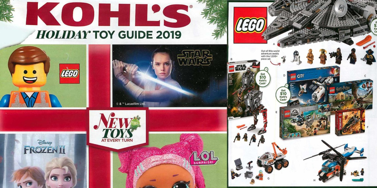 Kohl's 2019 Toy Book