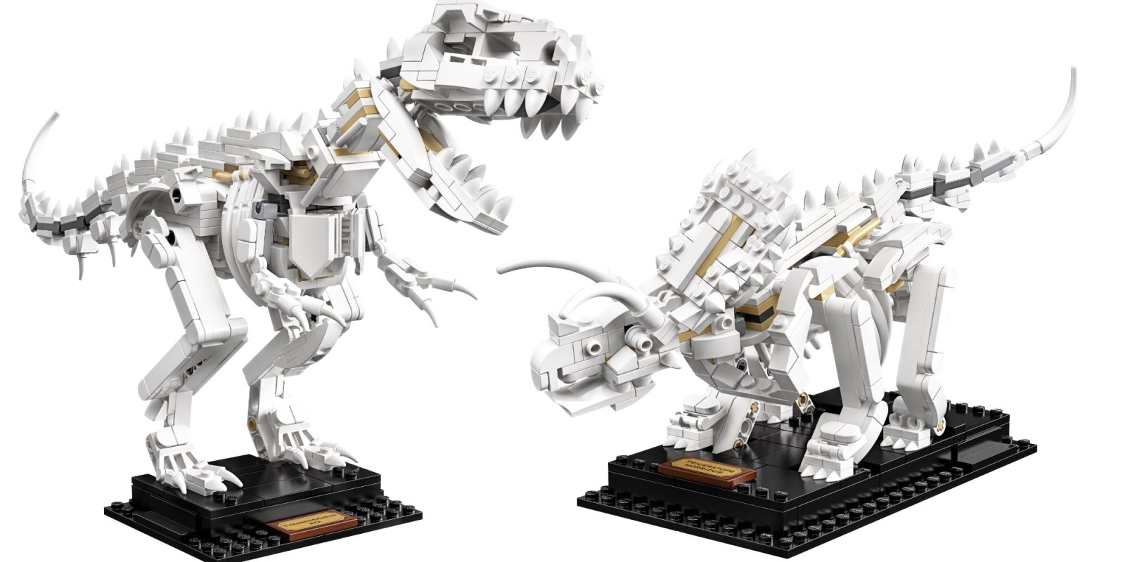 LEGO goes prehistoric with upcoming 900-piece Ideas Dinosaur Fossils kit