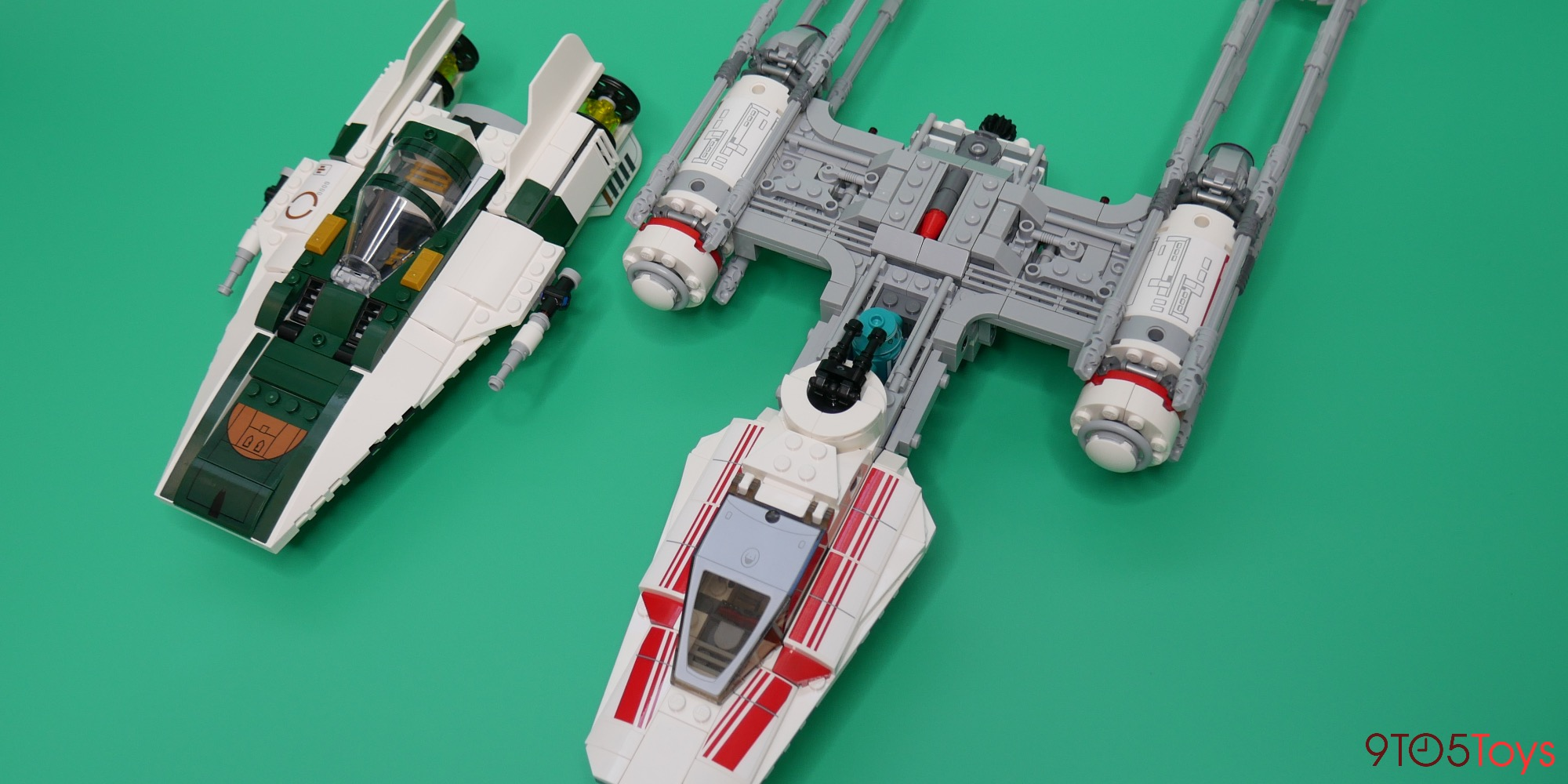 LEGO Resistance Y-Wing Review