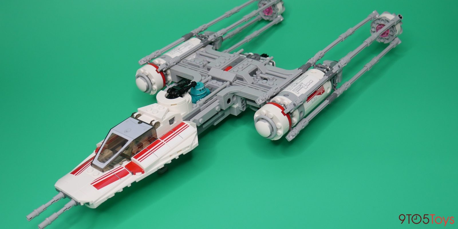 Lego Resistance Y Wing Review A Closer Look At The New Star Wars Set