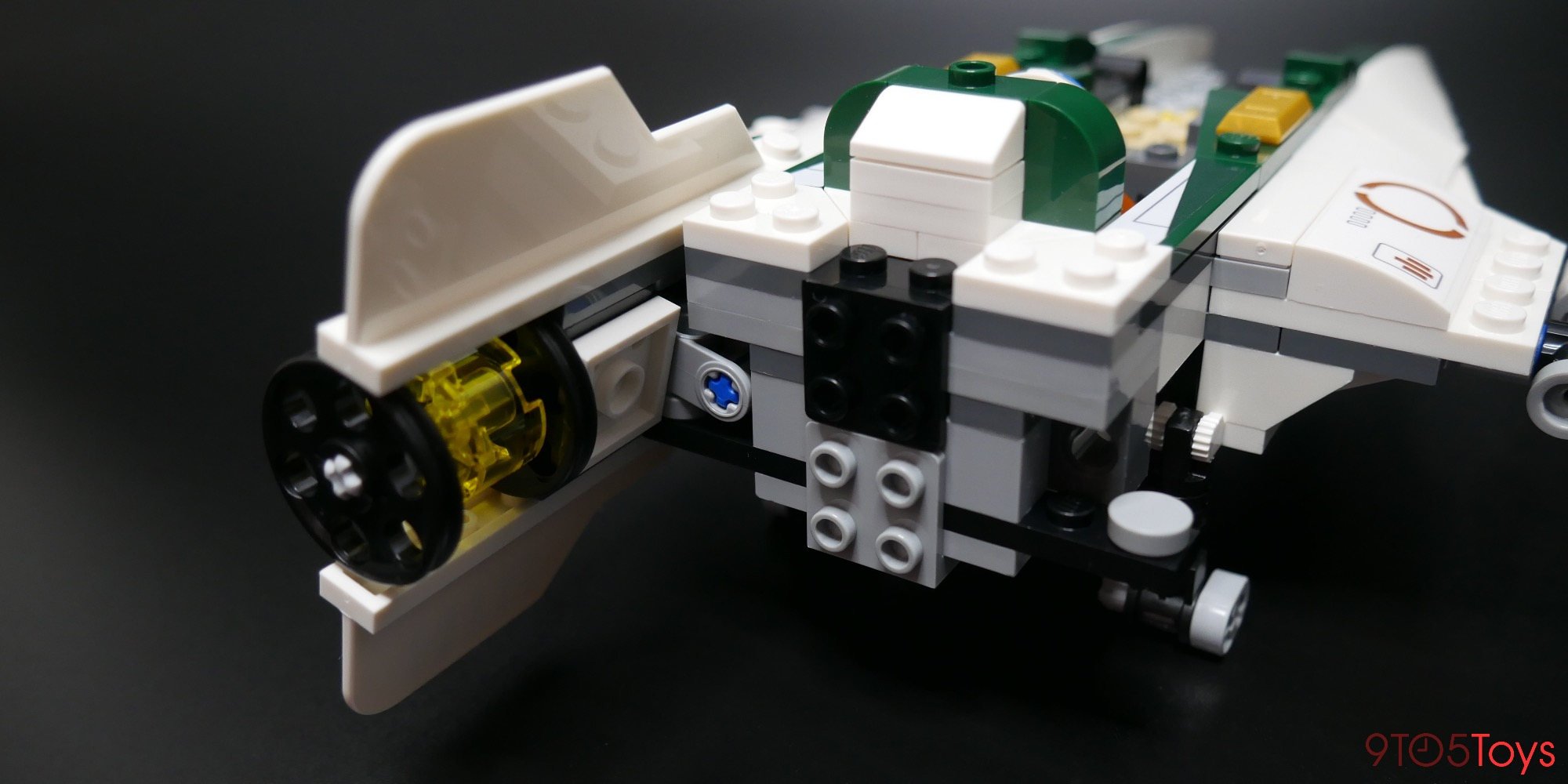LEGO Resistance A-Wing Review