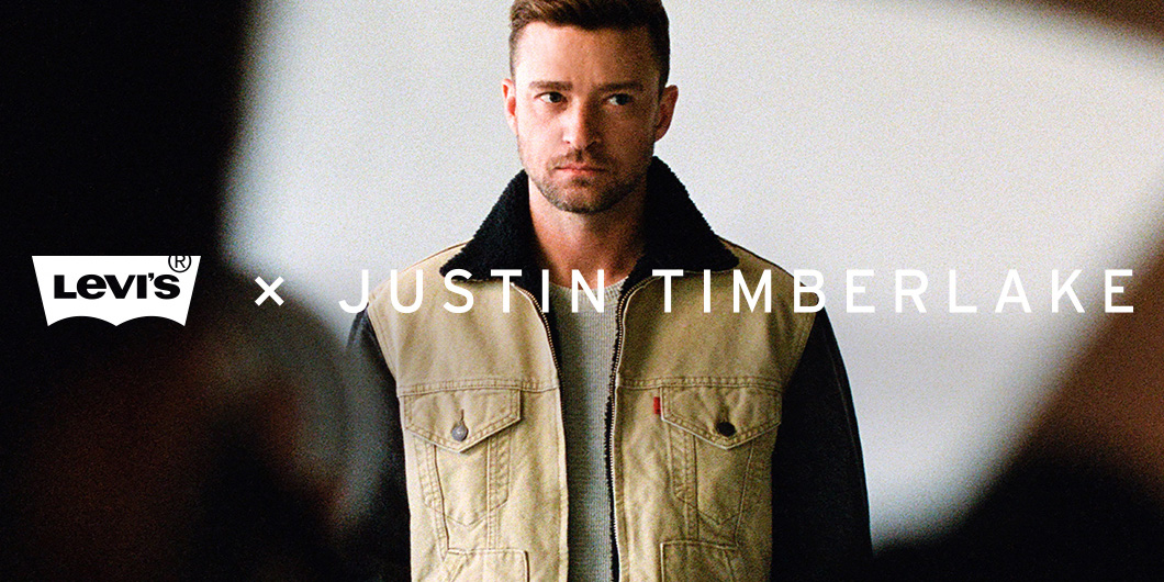 Levi's x Justin Timberlake fall collection launches with outerwear and more