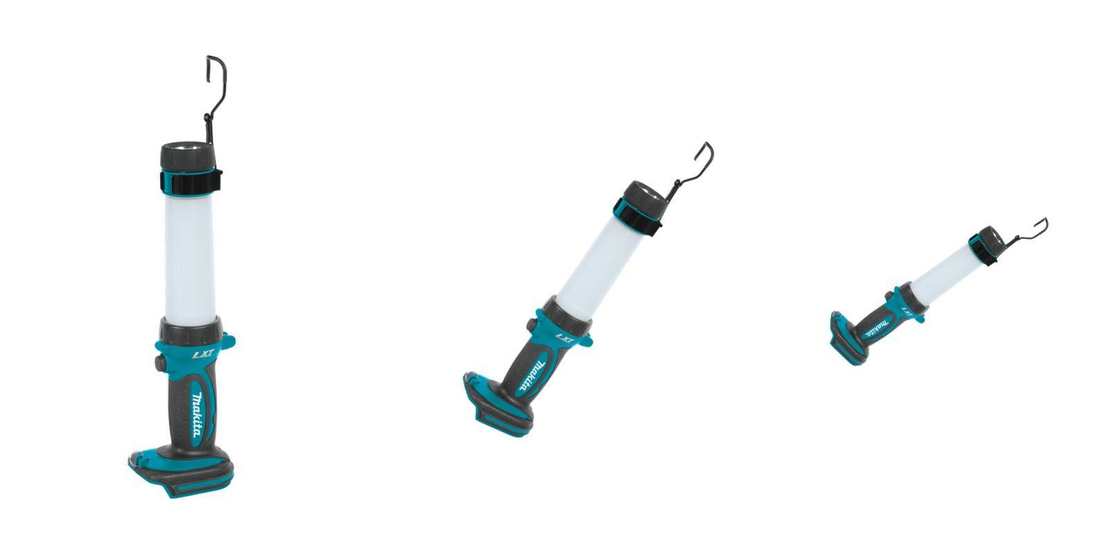 Expand your Makita tool set with a 360º LED Lantern/Flashlight: $37 (Reg. $55)