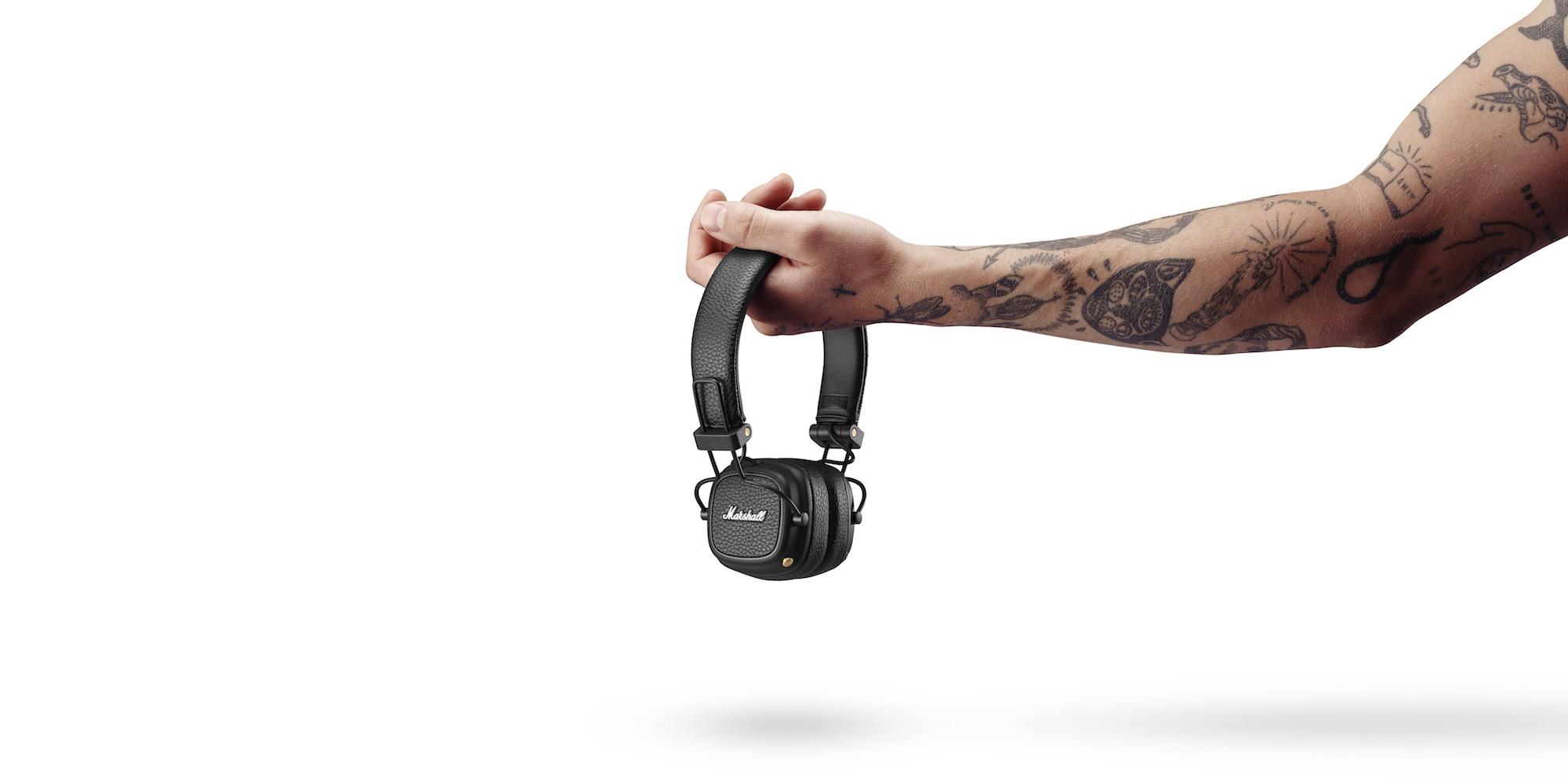 Marshall Google Assistant headphones