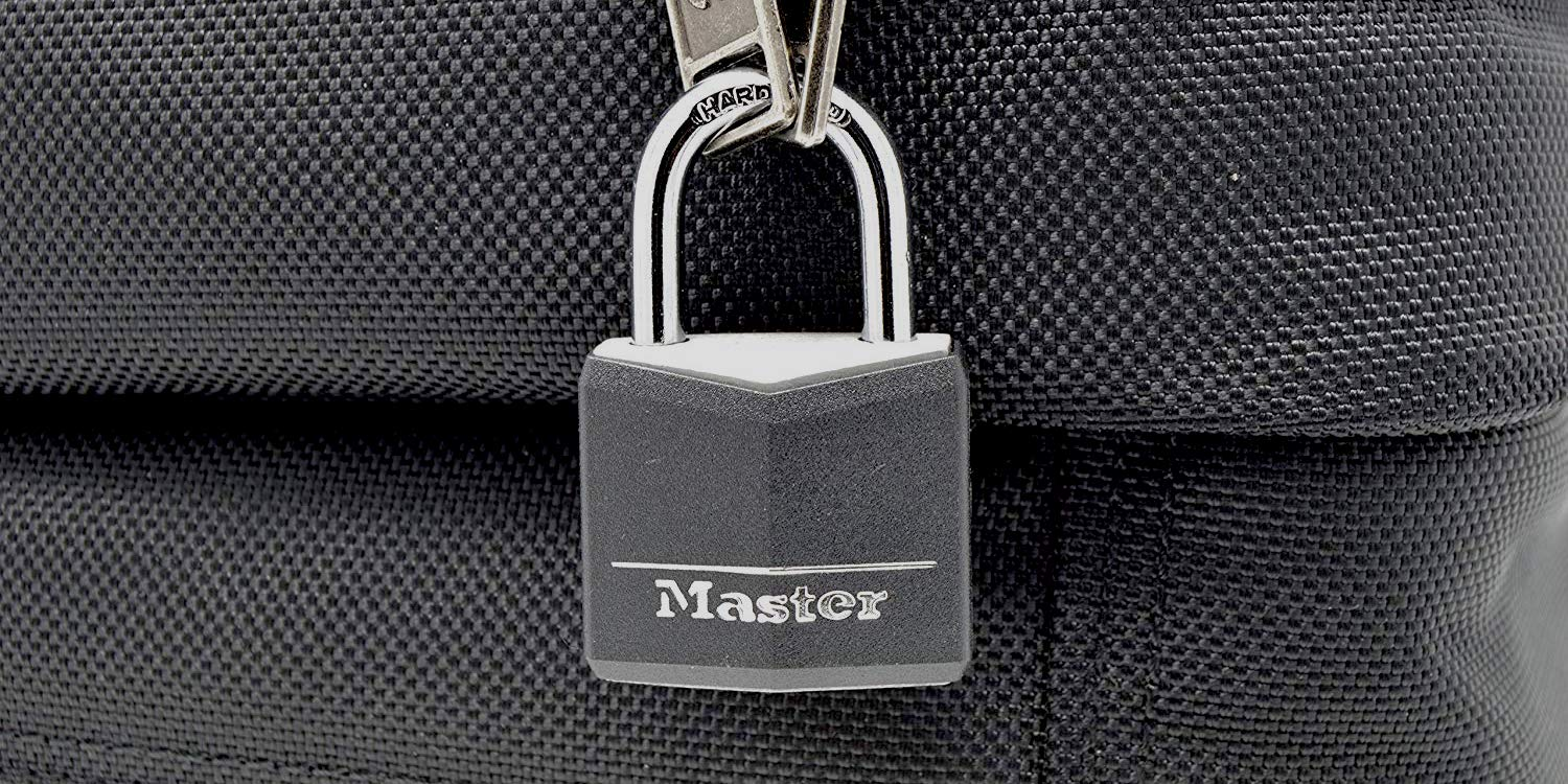 Stay secure with this 4-pack of Master Lock Padlocks for $6.50 (Amazon low)