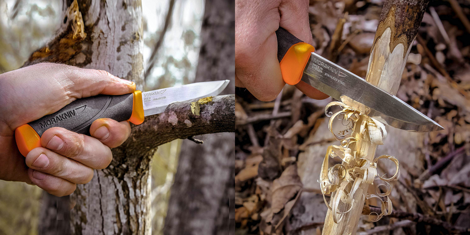 Morakniv's #1 best-selling outdoor knife is down to $13 at Amazon
