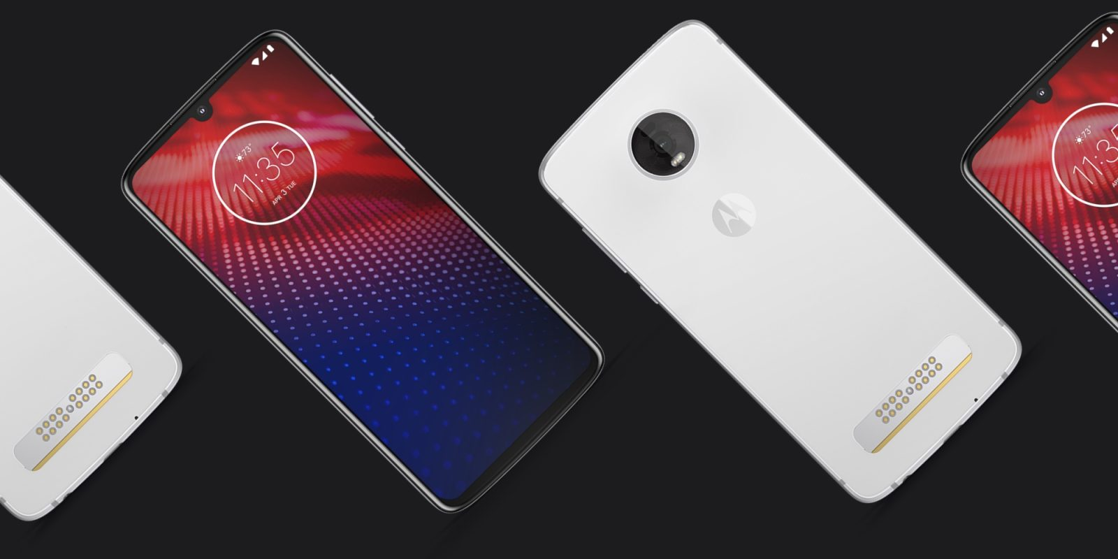 Snag Motorola's unlocked Moto Z4 Android Smartphone while its 50% off: $250
