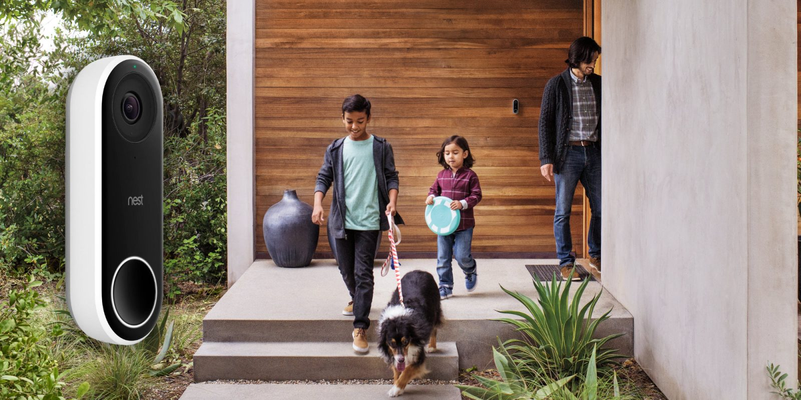 Know who's there with Google Nest Hello Video Doorbell: $164 (Reg. $229)