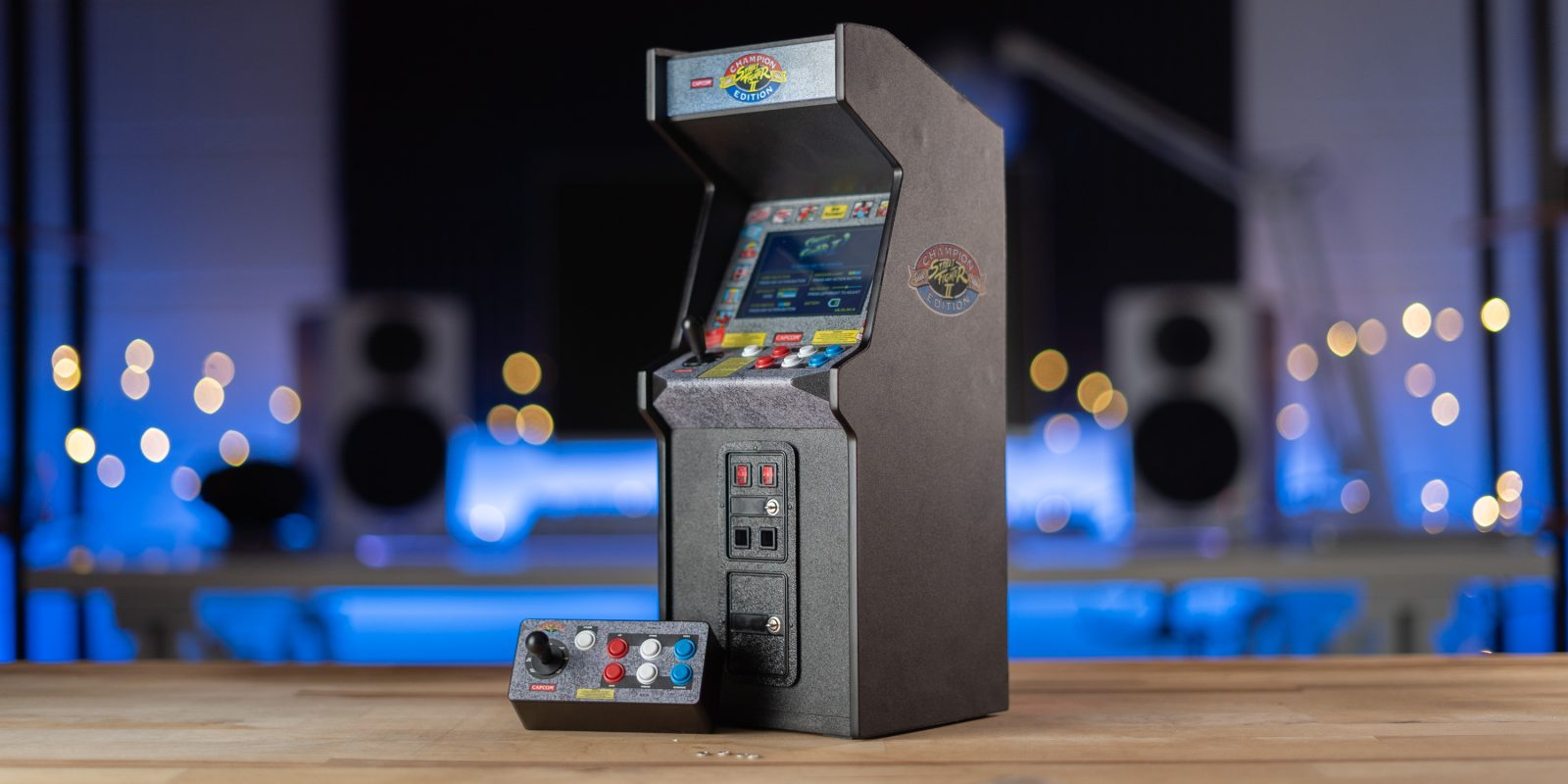 Street Fighter II RepliCade review: An incredibly-detailed mini arcade [Video]