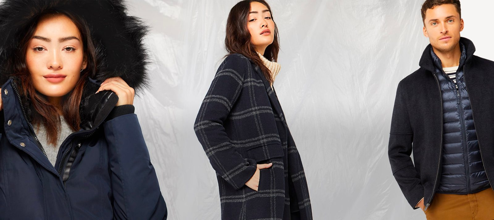 Find outerwear from Cole Haan, UGG and more up to 65% off at Nordstrom Rack