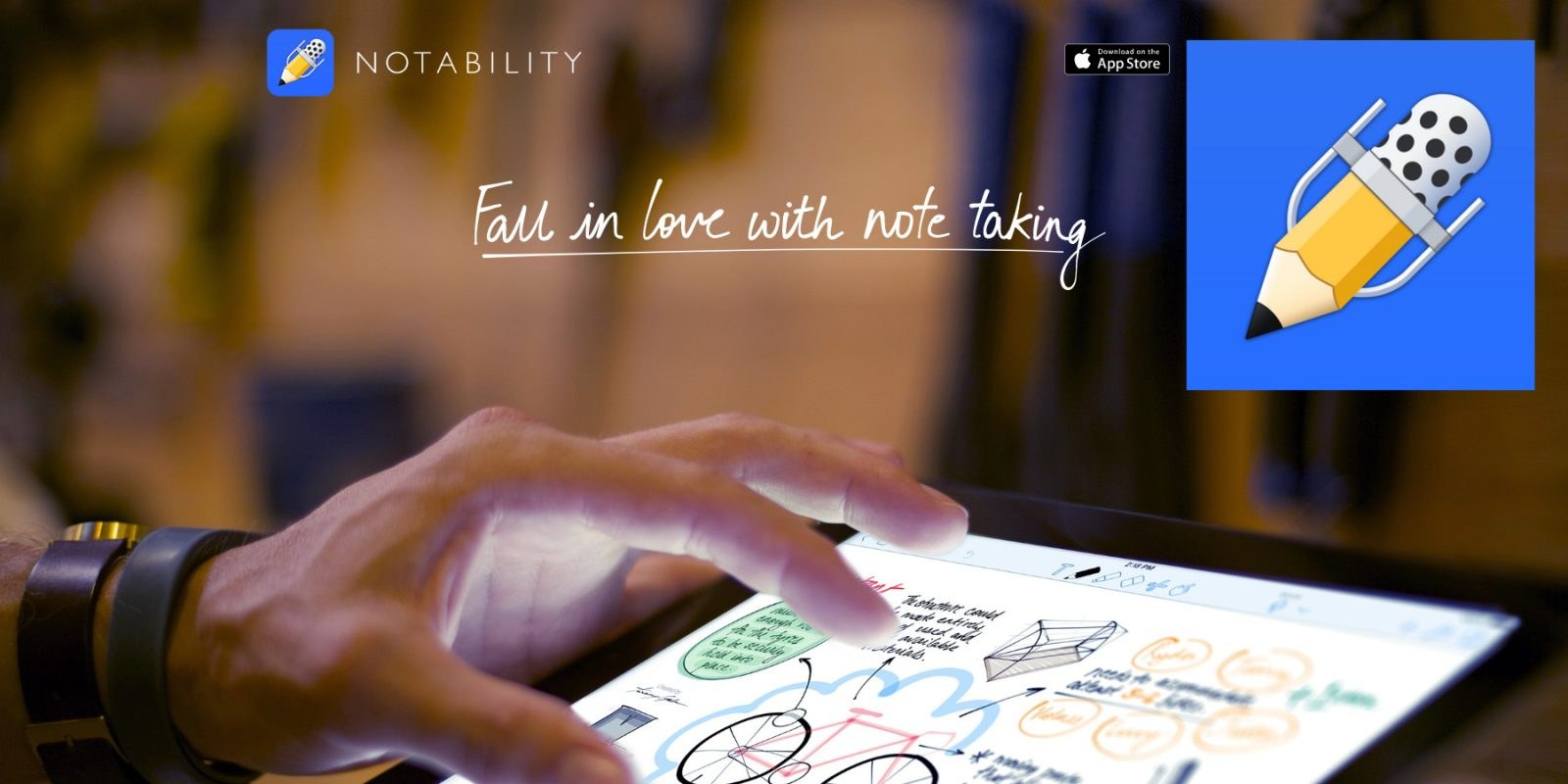 The top-ranked Notability productivity app gets rare price drop: $9 (Reg. $12)