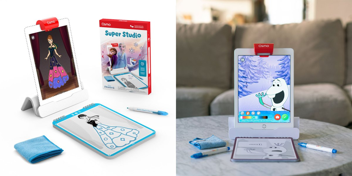 osmo frozen 2 super studio