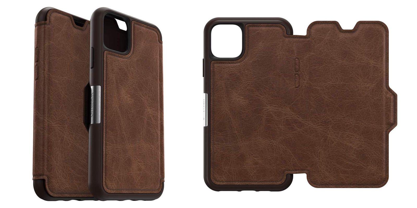 Smartphone Accessories: OtterBox iPhone 11 Pro Max Leather Folio $45, more
