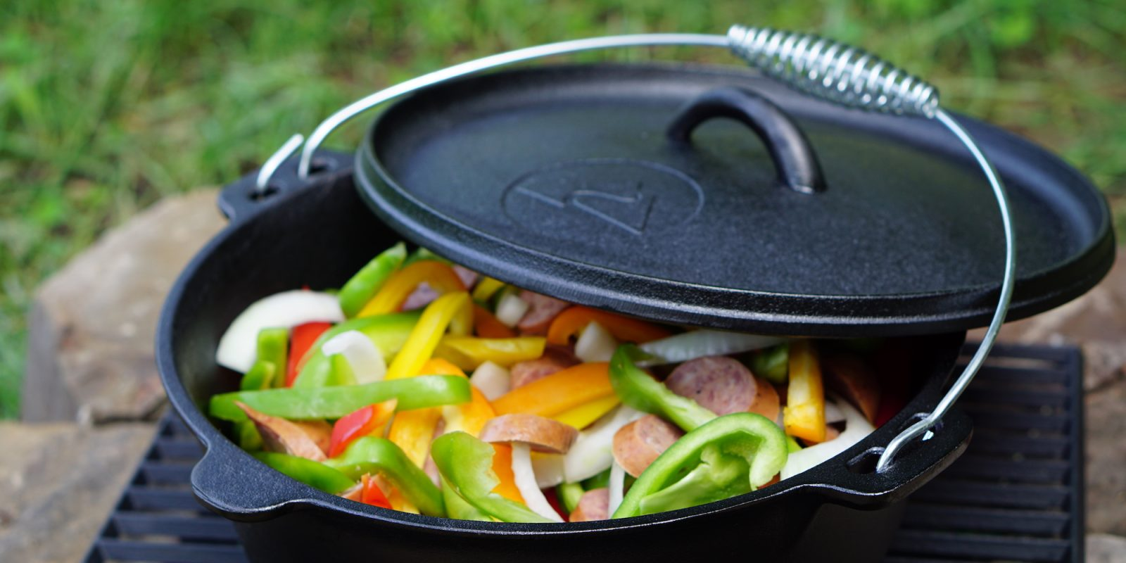 This 5-quart Cast Iron Dutch Oven is yours for just $15 (Reg. up to $26)