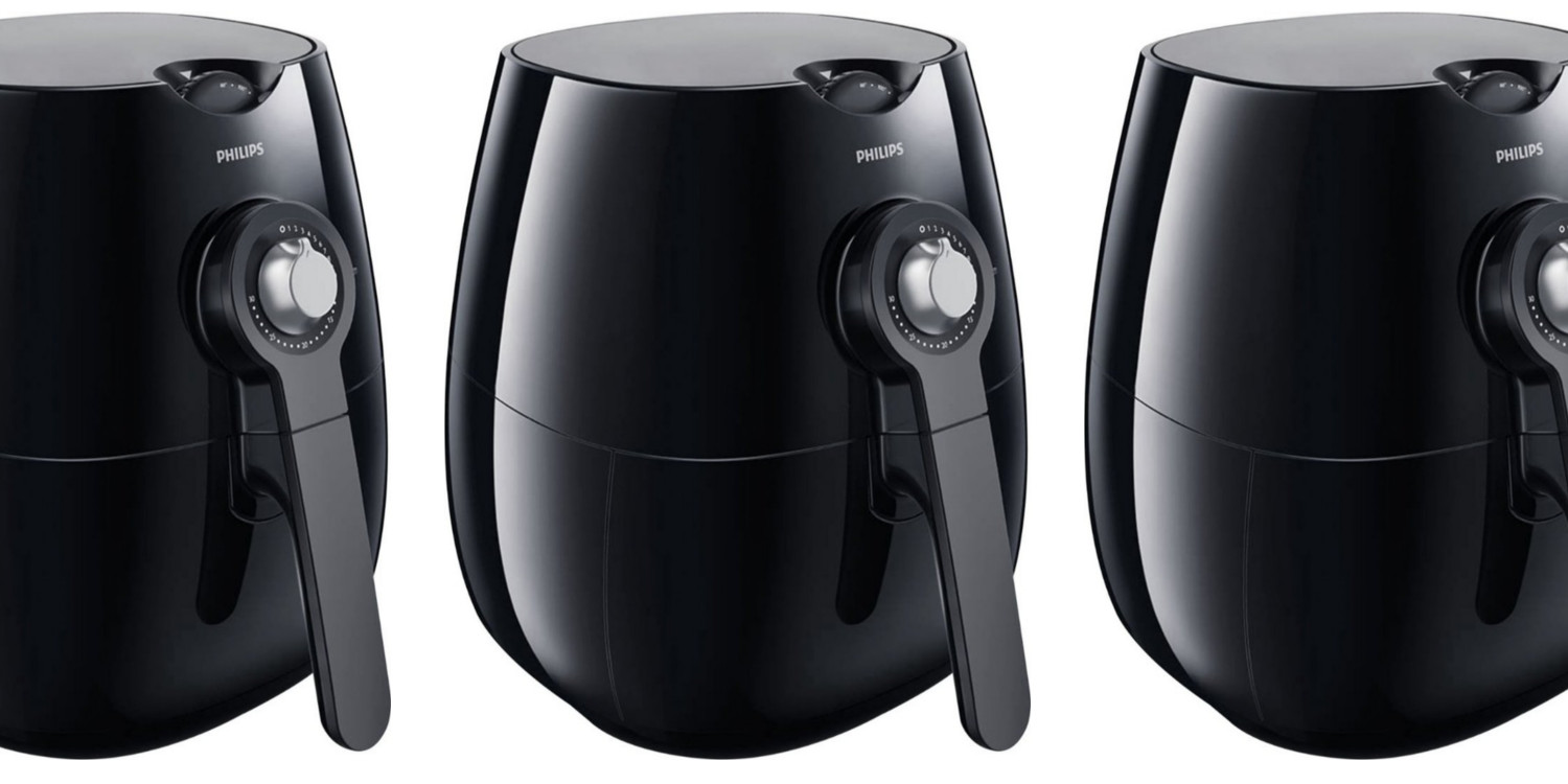 Philips Air Fryer Uses Almost No Oil To Cook Your Meal