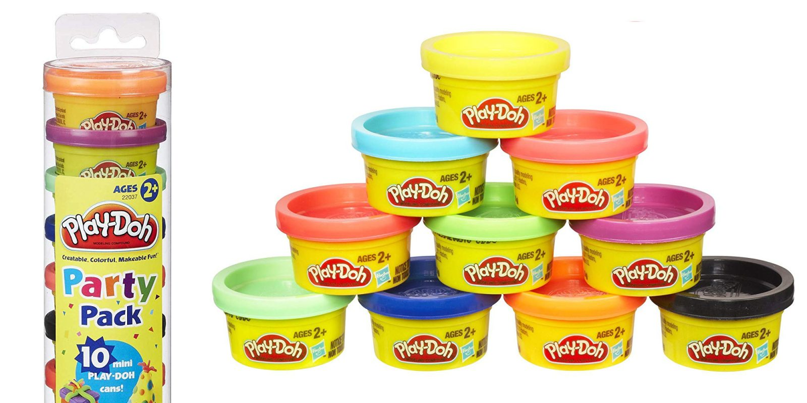 Play-Doh Party 10-Pack drops to $3 Prime shipped + more from $4.50