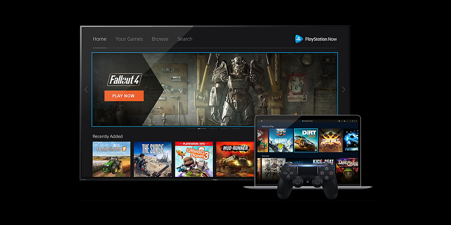 PlayStation Now up to 50% off on Amazon: 1-yr. for $60 (Reg. $100) + more