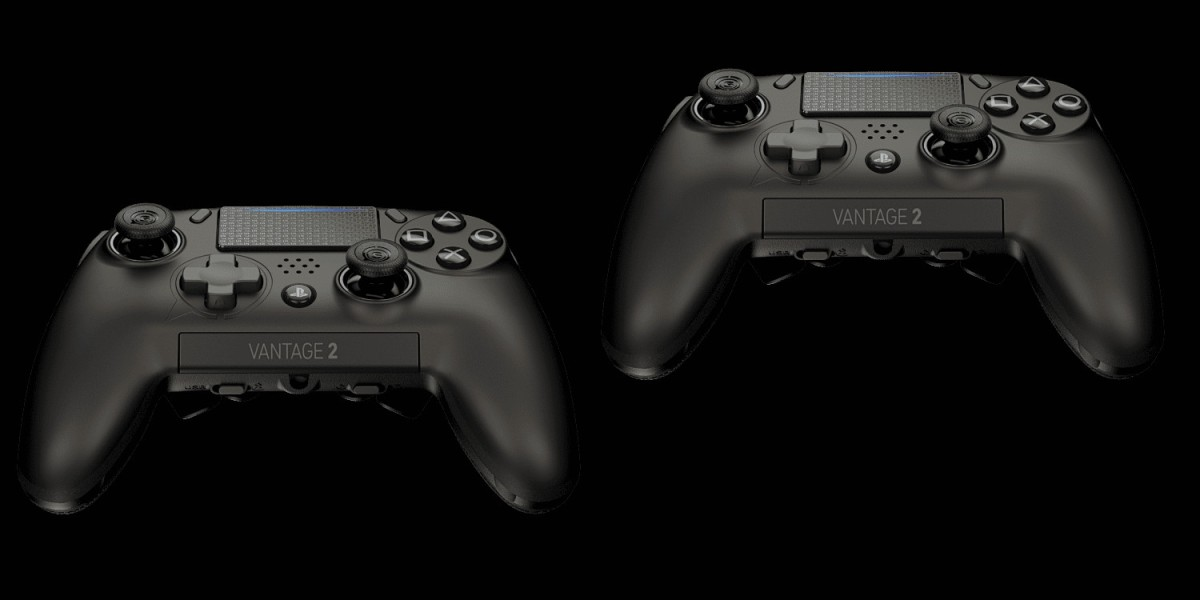 Pro PlayStation controller - Scuf Vantage 2