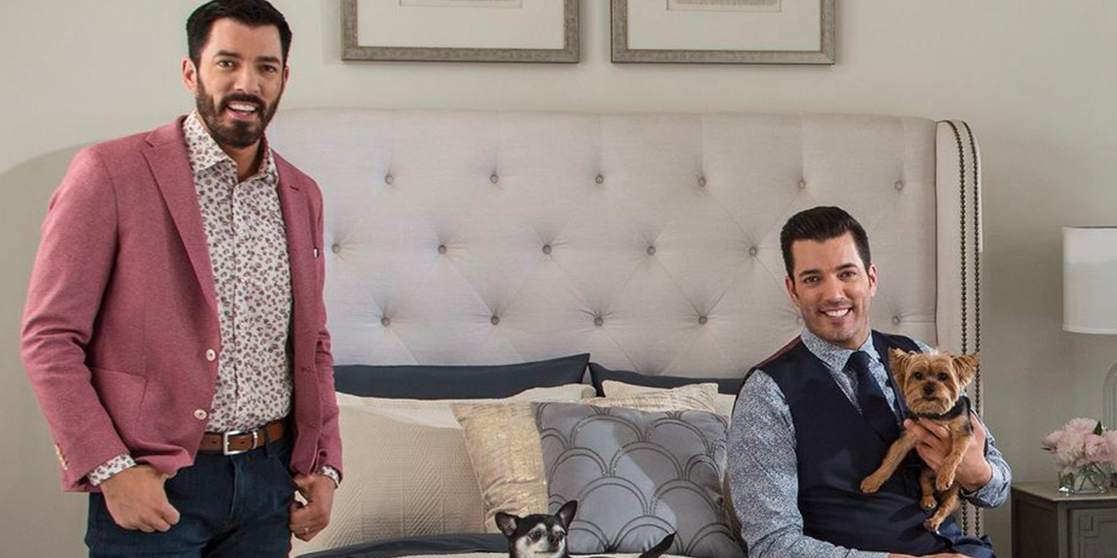 The Property Brothers launch a new home line at Kohl's for fall