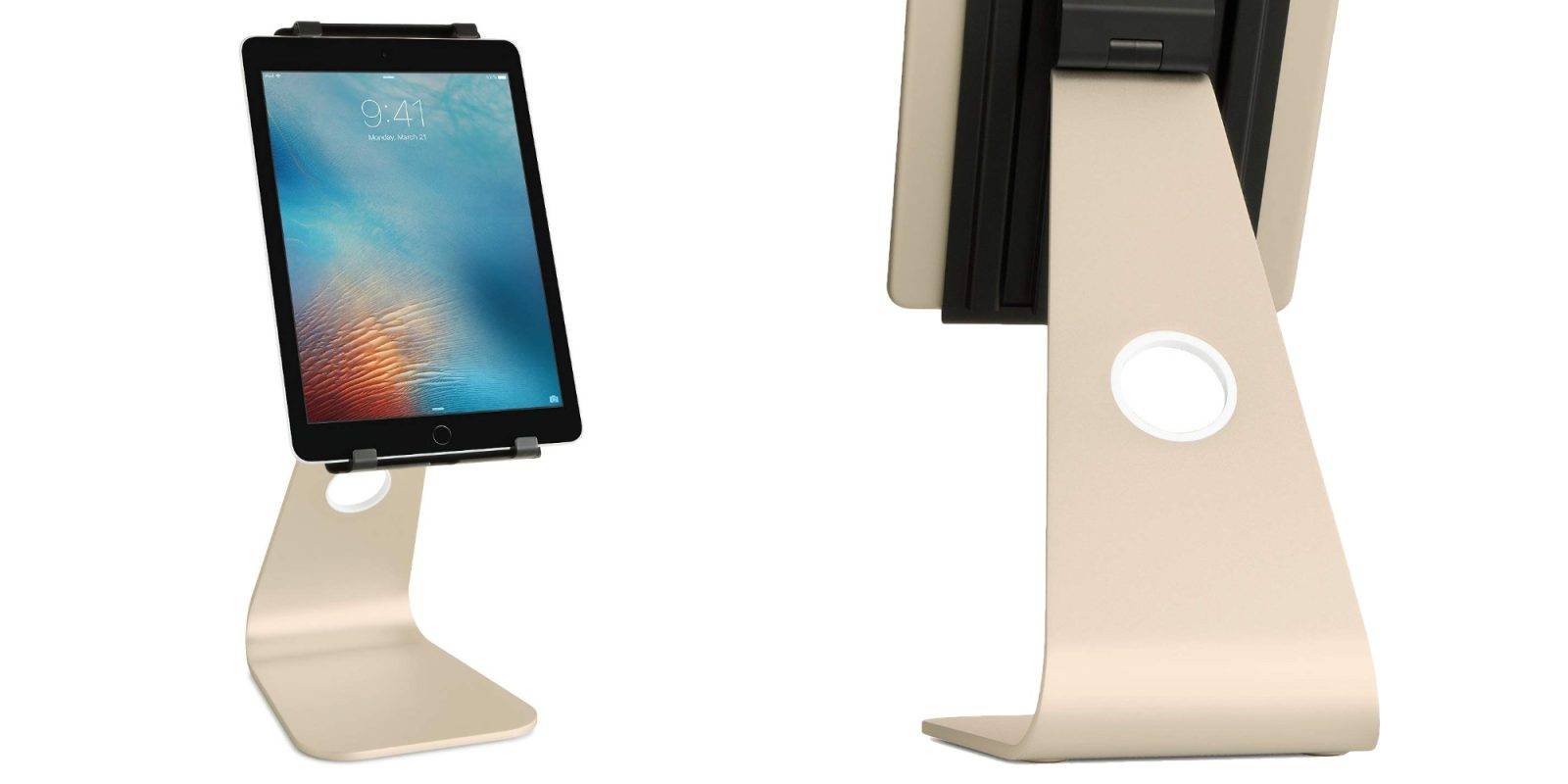 Rain Design's mStand for iPad is SideCar-ready at a new low of $18 (Reg. $40)