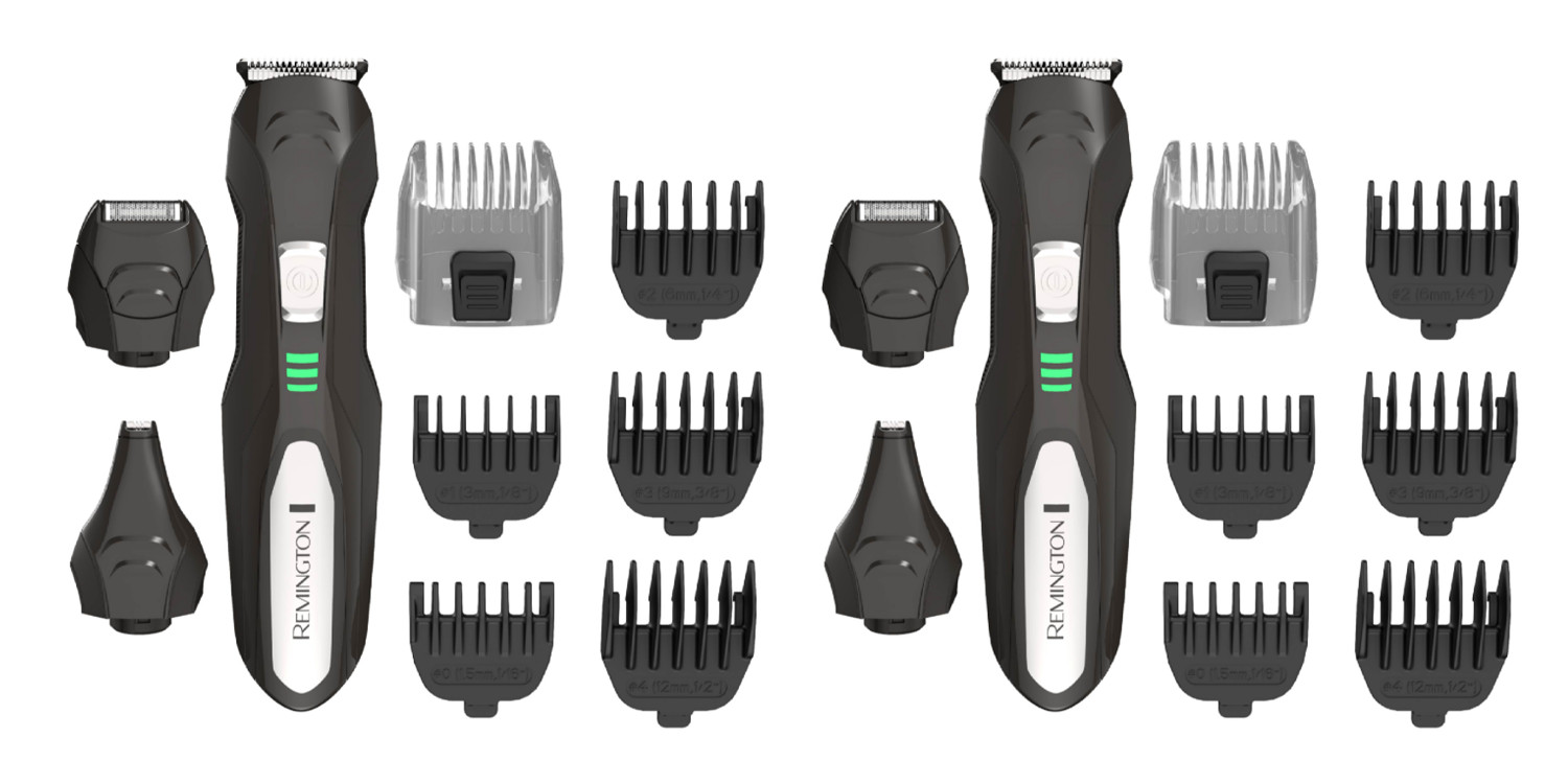 Remington's All-In-One Men's Grooming Kit now just $13 at Walmart (Reg. $20+)