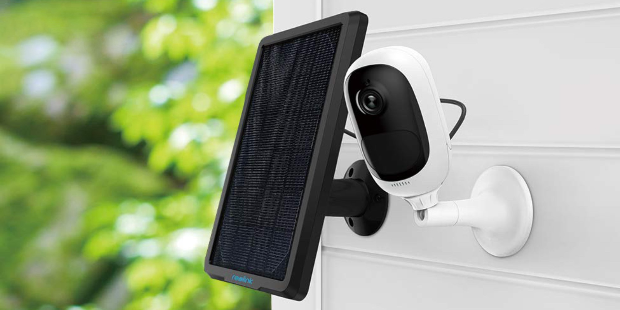 Reolink's Argus 2 Is A Solar Security Camera: $69 (Reg