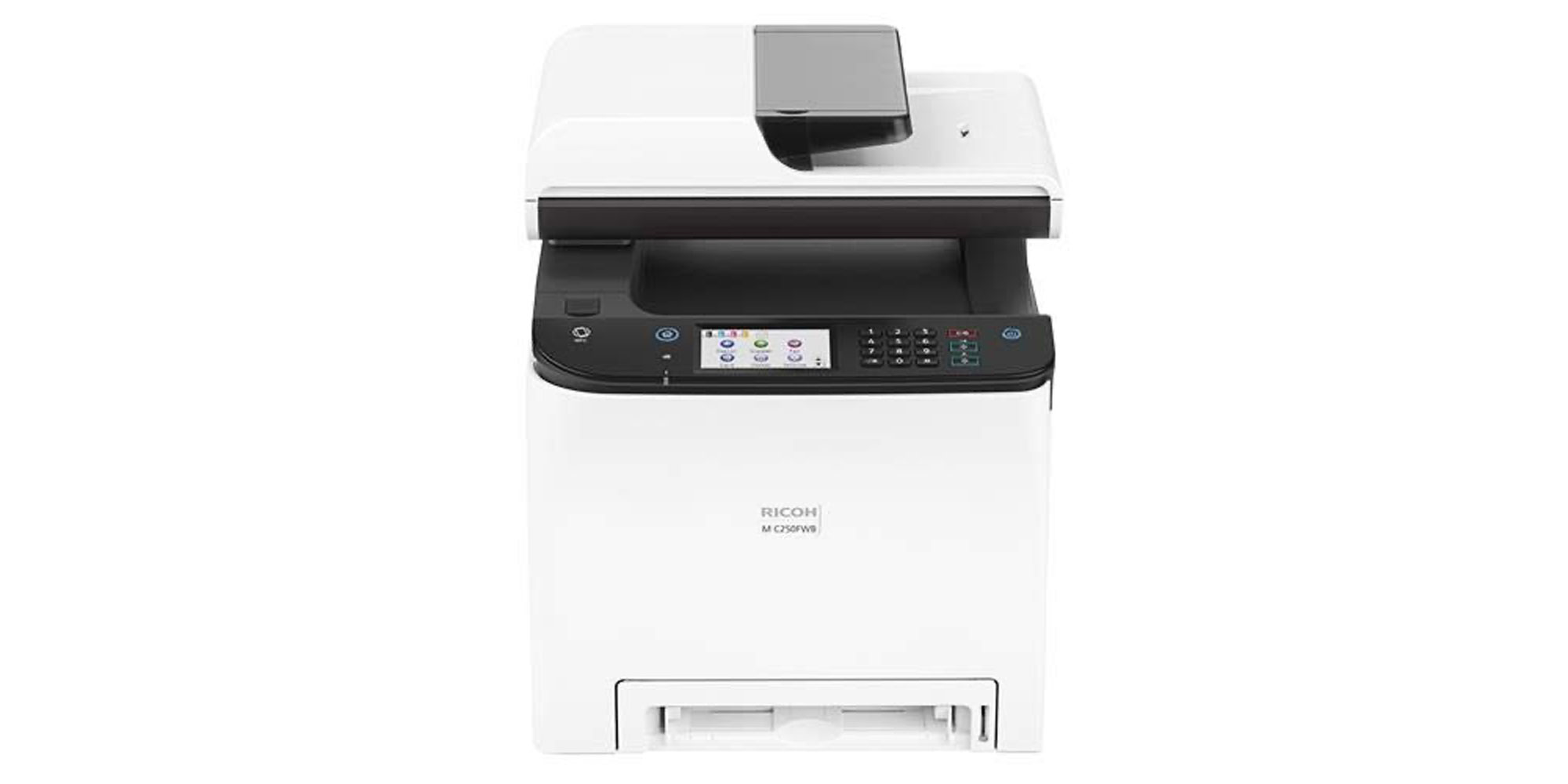 Ricoh's color laser AiO features AirPrint and more for ...
