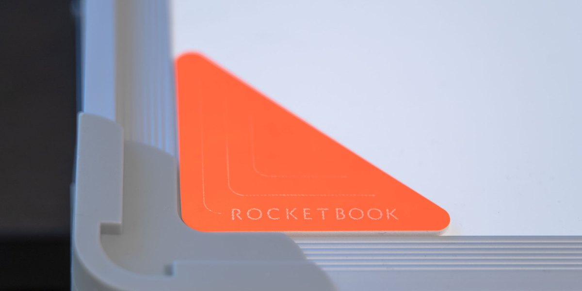 Rocketbook Beacons Hands On 2