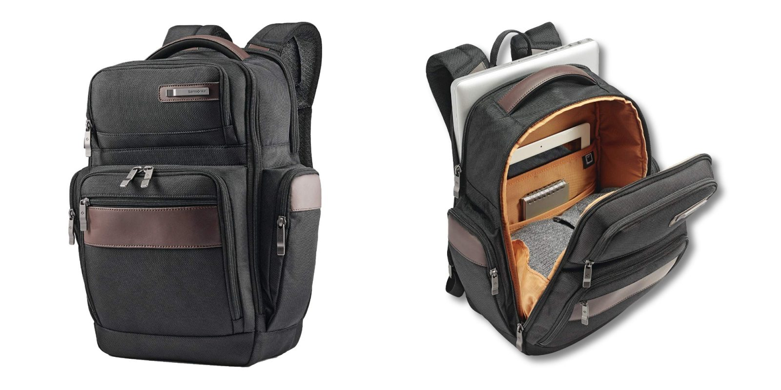 Slash 50% off Samsonite's MacBook + iPad Pro-stowing Kombi Backpack at $42