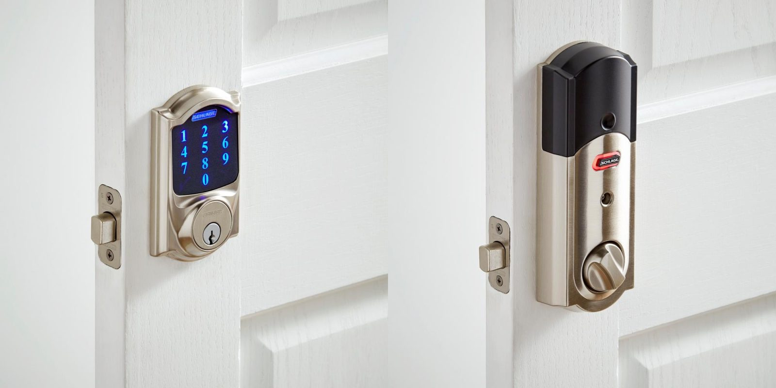 An Amazon low awaits for Schlage's Z-Wave Plus Deadbolt at $162.50 (Reg. $200)