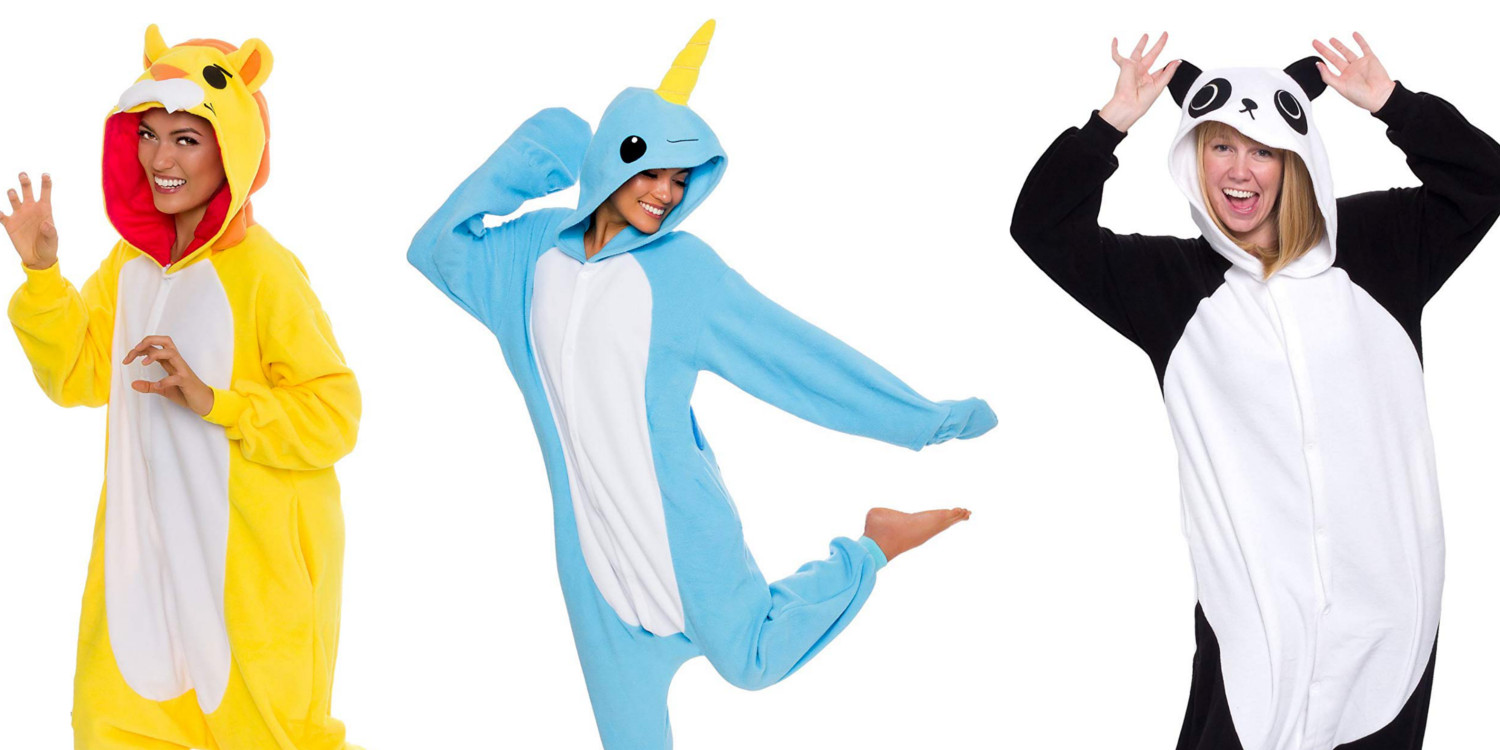 Score a onesie animal Halloween costume from $15 at Amazon (Up to 40% off)