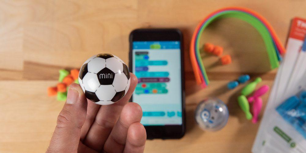 Sphero mini soccer and activity kit