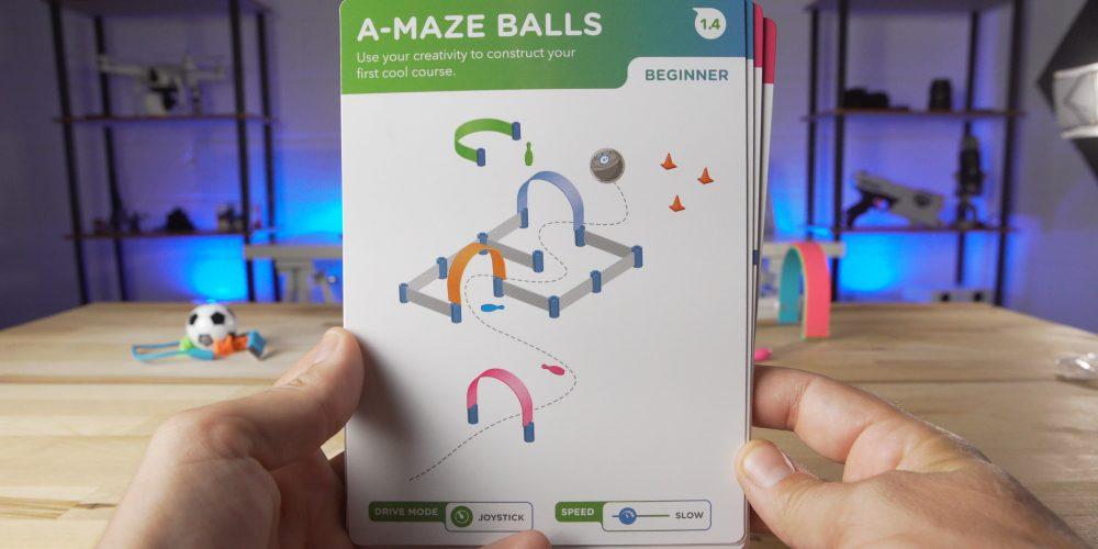 Sphero Mini activity card