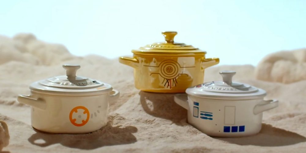 Star Wars Le Creuset