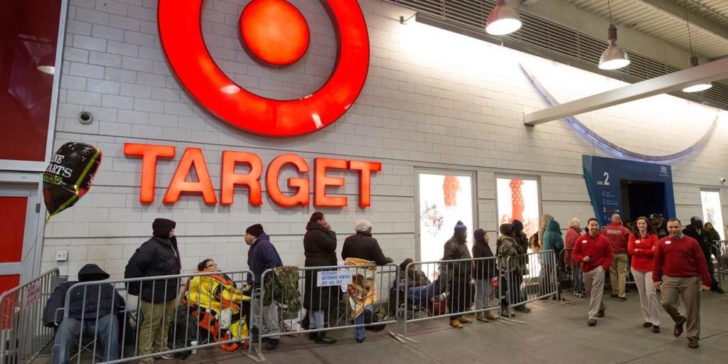 Target Black Friday 2019 doorbusters