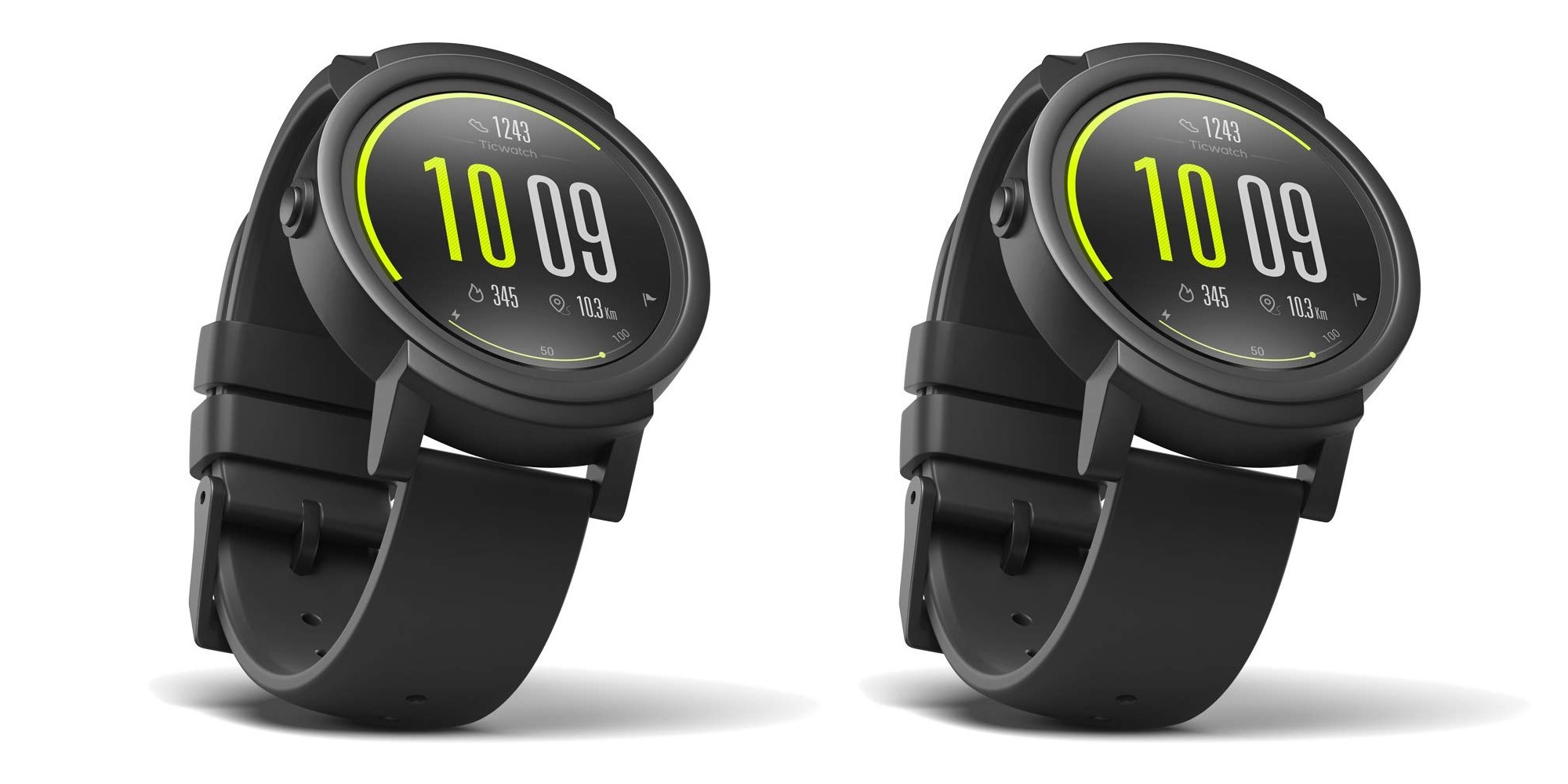 Enjoy Assistant on your wrist with Ticwatch E Smartwatch at $100 (Reg.  $130) - 9to5Toys