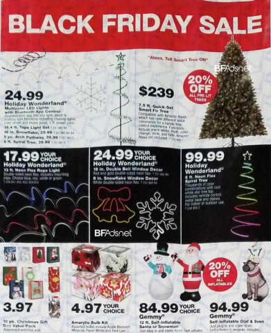 Black Friday Christmas Tree Deals 2019.True Value Black Friday 2019 Ad Is Here 9to5toys
