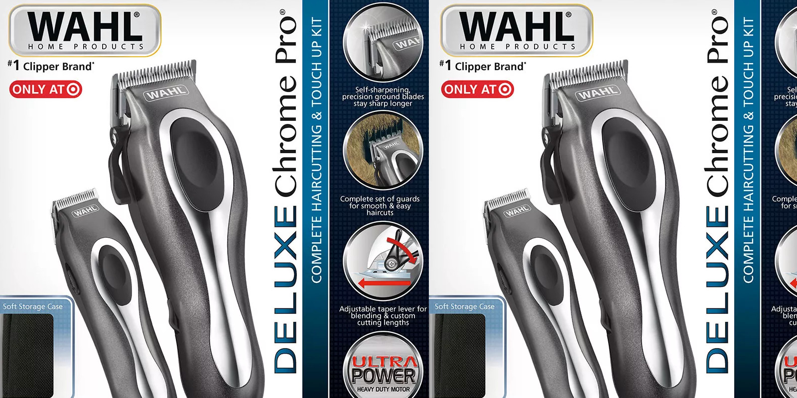 Wahl Pro Men's Haircut Kit with finishing trimmer now $24.50 (Reg. $35)
