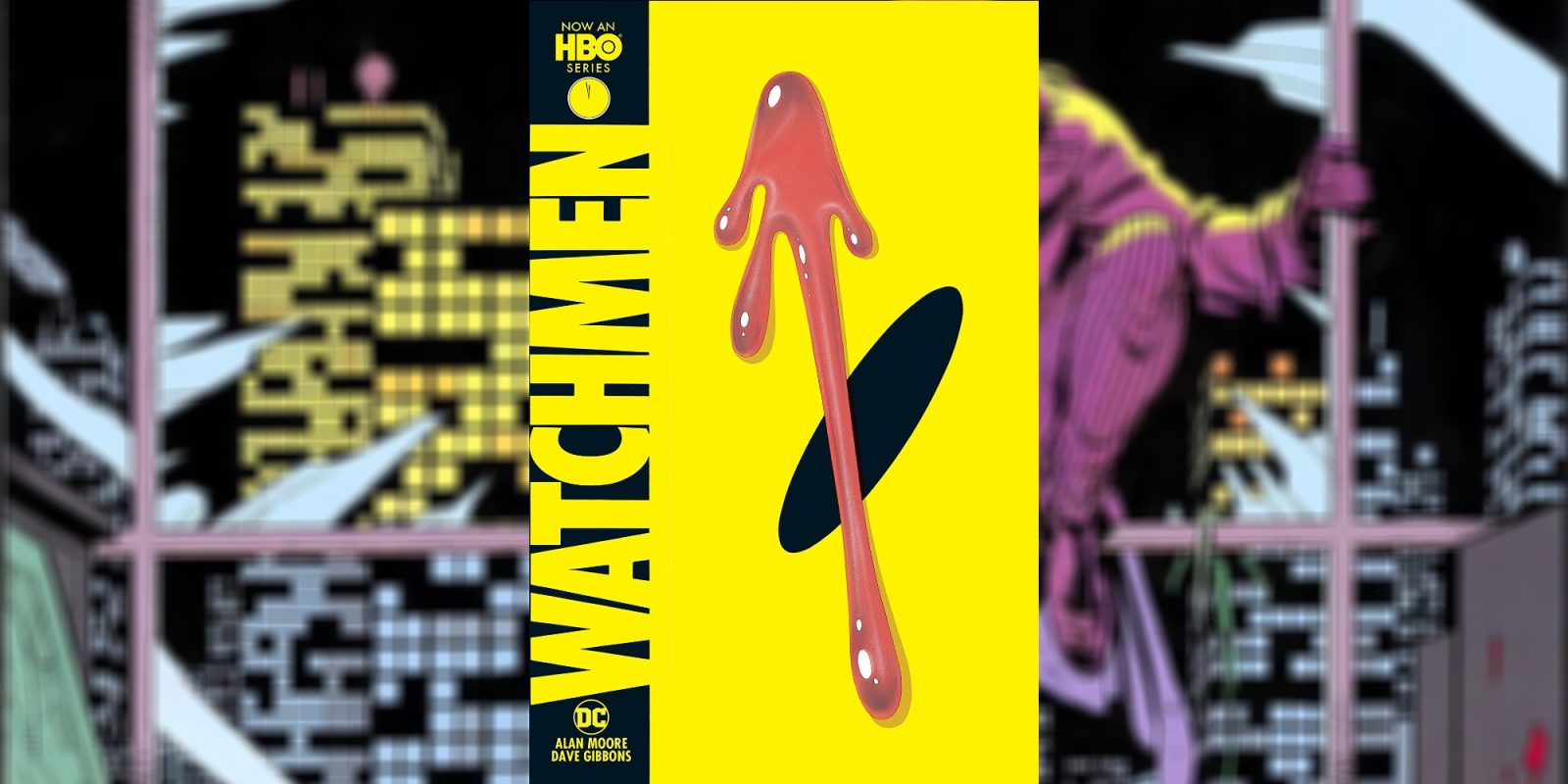Ahead of the HBO premiere, Watchmen drops to $6 at ComiXology + more from $1