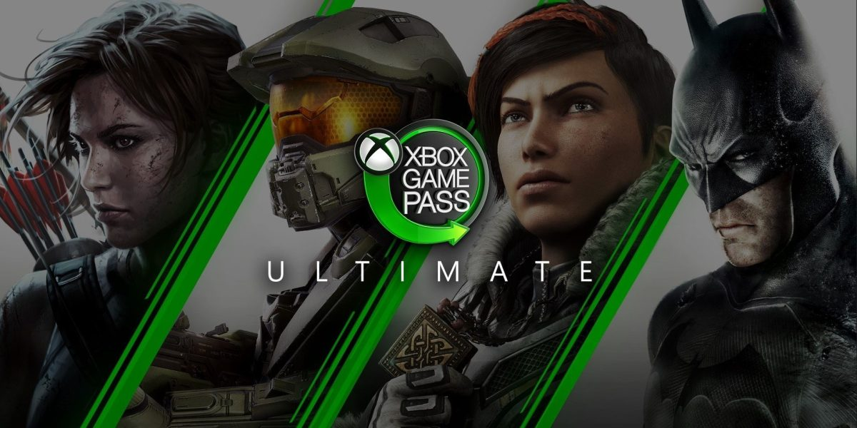 Xbox Black Friday 2019 Game Pass