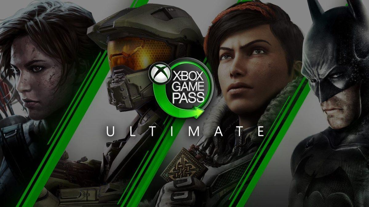 Xbox Black Friday 2019 Game Pass