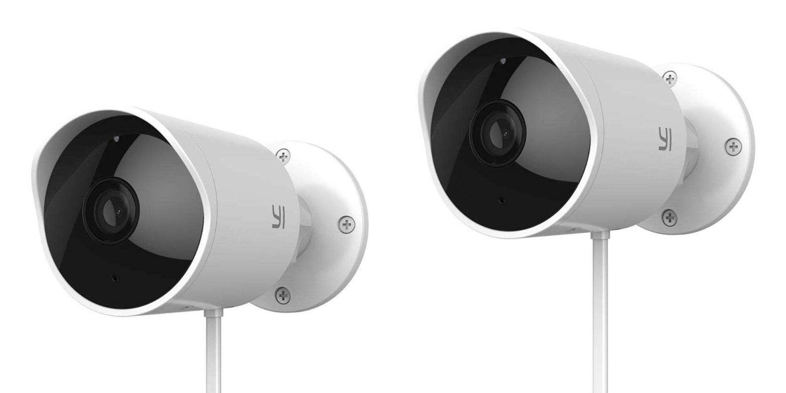 Bring home YI's Outdoor 1080p Security Camera for $61 and save 24%