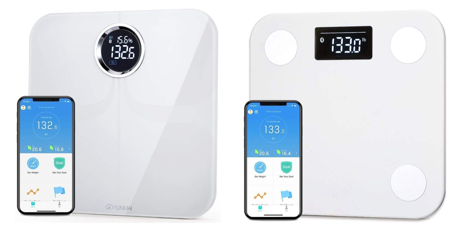 Today's Gold Box takes up to 42% off Apple Health-enabled smart scales from $29
